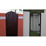Jamieson Manufacturing Co. - Series 8000 Pre-Hung Pedestrian Swing Gates