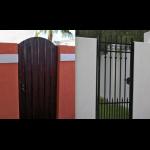 Jamieson Manufacturing Co. - Series 8000 Pre-Hung Pedestrian Swing Gates
