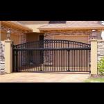 Jamieson Manufacturing Co. - TrusTrac™Aluminum Cantilever Sliding Gate
