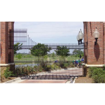 Jamieson Manufacturing Co. - ValuTrac™ Aluminum V-Track Sliding Gate