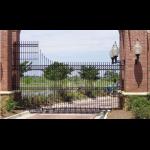 Jamieson Manufacturing Co. - ValuTrac™ Aluminum V-Track Sliding Gate