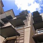 Alumashade Div., Hansen Architectural Systems, Inc. - Sun Shade Systems