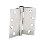 PDQ Manufacturing - Commercial Hinges Plain Bearing, Standard Weight