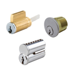 PDQ Manufacturing - High Security Cylinders Small Format Security Cylinder