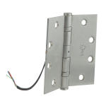 PDQ Manufacturing - Electrified Hinges EL Series