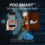 PDQ Manufacturing - PDQ SMART Grade 1 Cylindrical Locks GTS Series
