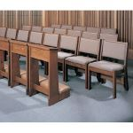 New Holland Church Furniture - Solid Wood Chair Seating