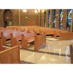 New Holland Church Furniture - Standard Pews