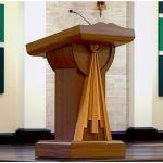 New Holland Church Furniture - Church Ambos