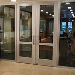 TOTAL SECURITY SOLUTIONS - Aluminum Frame Doors
