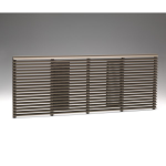 Reliable Architectural Louvers & Grilles - Architectural Decorative Louver: AEL-30