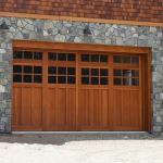 Everite Door - Charles River Custom Series Wood Garage Doors