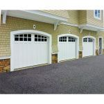 Everite Door - Morano Builder Series Custom Wood Garage Doors
