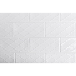 Terrazzo & Marble Supply - Ceramic Tile - Bianco Motivi 3