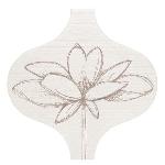 Terrazzo & Marble Supply - Ceramic Tile - Bianco Muse Fiore