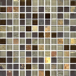 Terrazzo & Marble Supply - Mosaic Glass - Brazilian Rio Square