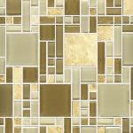 Terrazzo & Marble Supply - Mosaic Glass - Geo Marble Glass