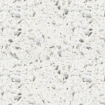 "Terrazzo & Marble Supply - Quartz - Curitiba - Polished - 12""x24""x3/8"