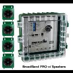 Bird-X Inc. - BroadBand PRO Sonic/Ultrasonic Bird Control System