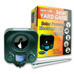 Bird-X, Inc. - Solar Yard Gard - Ultrasonic Bird Control