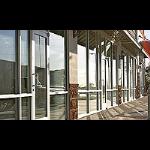 U.S. Aluminum - Standard Duty Aluminum Entrance Doors & Frames - Series 250, 400 & 550