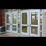 U.S. Aluminum - Heavy Duty Aluminum Entrance Doors & Frames - Durafront Series 800 & 850