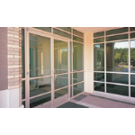 U.S. Aluminum - Center-Glazed Storefront Systems - Series 400 & 450