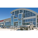 U.S. Aluminum - Flush Front Storefront Systems