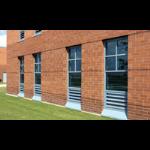 U.S. Aluminum - Concealed Vent Aluminum Windows - Series 7500