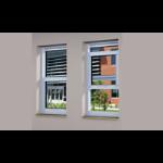 U.S. Aluminum - Single Hung Aluminum Windows - Series 8000
