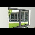 U.S. Aluminum - Horizontal Sliding Windows - Series 8200