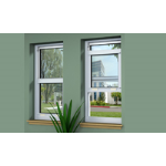 U.S. Aluminum - Single Hung Blast Resistant Window - Series BW8000