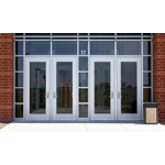 U.S. Aluminum - High Performance Thermal Entrances: Series 650-T, 700-T, & 750-T Thermal Entrance Doors