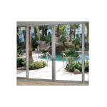 U.S. Aluminum - Entrances: Series 3000 High Performance Sliding Doors