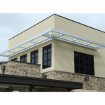 Victory Awning - Louver Sunshades - Commercial Metal Products
