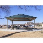 Victory Awning - Pavilions - Commercial Metal Products
