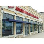 Victory Awning - VAI System Prefabricated Metal Awnings
