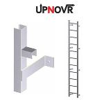 UPNOVR, Inc. - Hatch Access Light Duty Vertical Ladder - U100