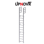 UPNOVR, Inc. - Roof Access Vertical Ladder - U201