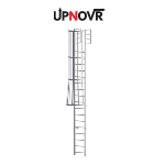 UPNOVR, Inc. - Roof Access Ladder – U-301
