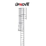 UPNOVR, Inc. - Parapet Access Ladder w/ Platform – U-303