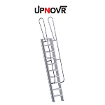 UPNOVR, Inc. - Mezzanine Access Ladder – U-501