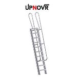 UPNOVR, Inc. - Mezzanine Access Ladder – U-501