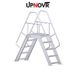 UPNOVR, Inc. - Crossover w/ Platform Ladder – U-503