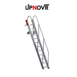 UPNOVR, Inc. - Swing Up Deck Access Ladder – U-507