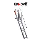 UPNOVR, Inc. - Swing Up Deck Access Ladder – U-507