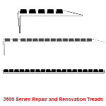 UPNOVR, Inc. - ULTRA 3500 Series Repair Treads