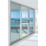 Kawneer Company, Inc. - TR-8300 Sliding Glass Doors - Sliding - Balcony Doors