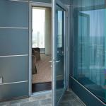 Kawneer Company, Inc. - 2000T Terrace Doors - Swing - Balcony Doors