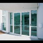 Kawneer Company, Inc. - 190/350/500 Standard Entrances - Swing - Entrances